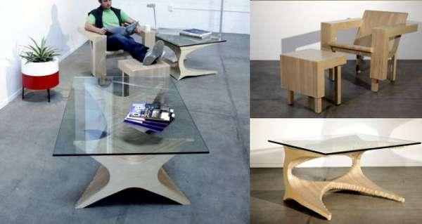 Baltic Birch Furniture