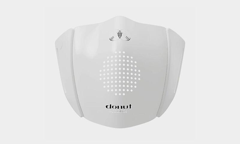 Speech-Transcribing Face Masks