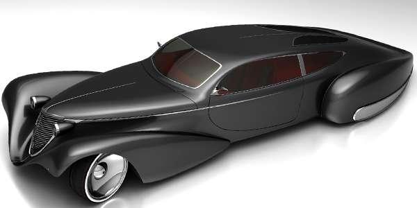 Neo Retro Automobiles