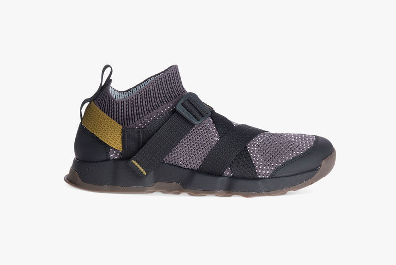 Sock-Equipped Hiking Sandals