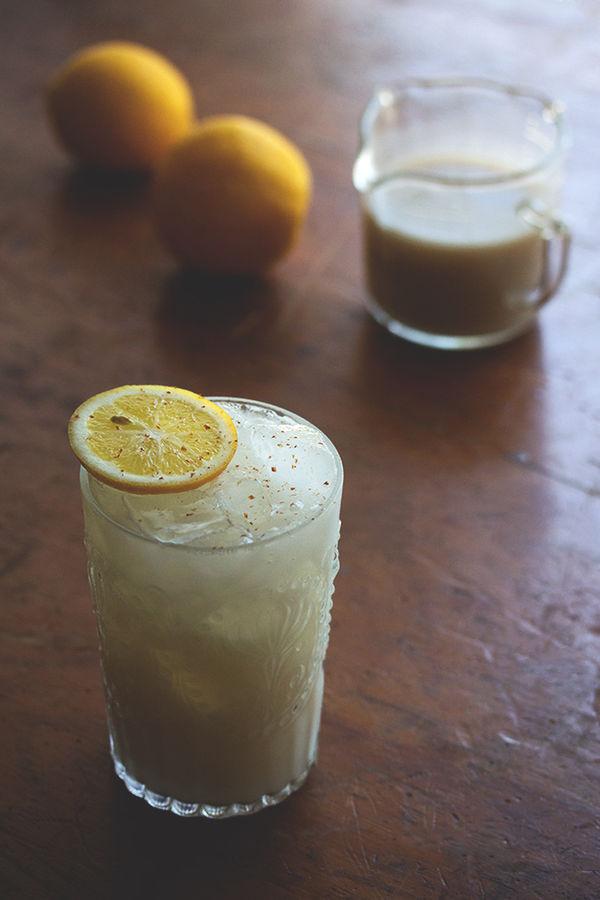 Coconut Chai Lemonades