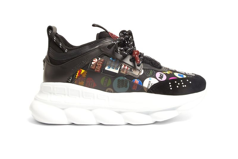 Bold Slogan Premium Sneakers