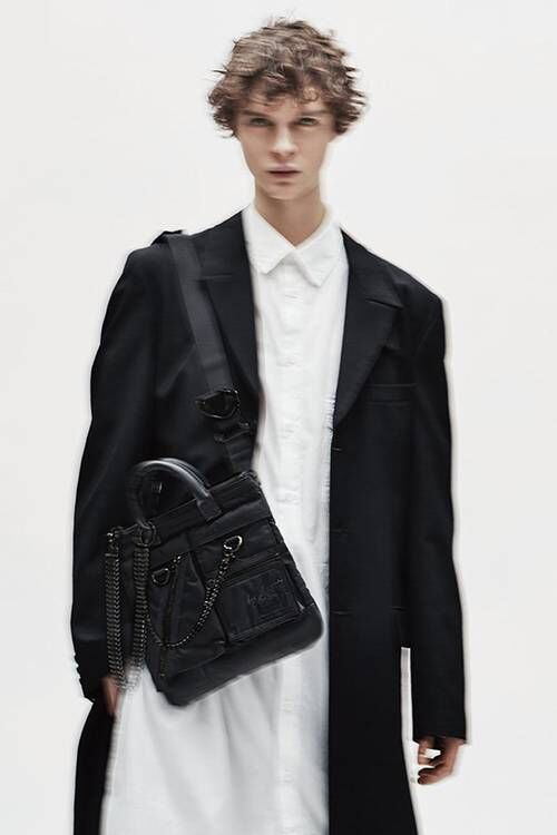 Chainlinked Technical Bags