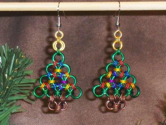 festive metal accessories