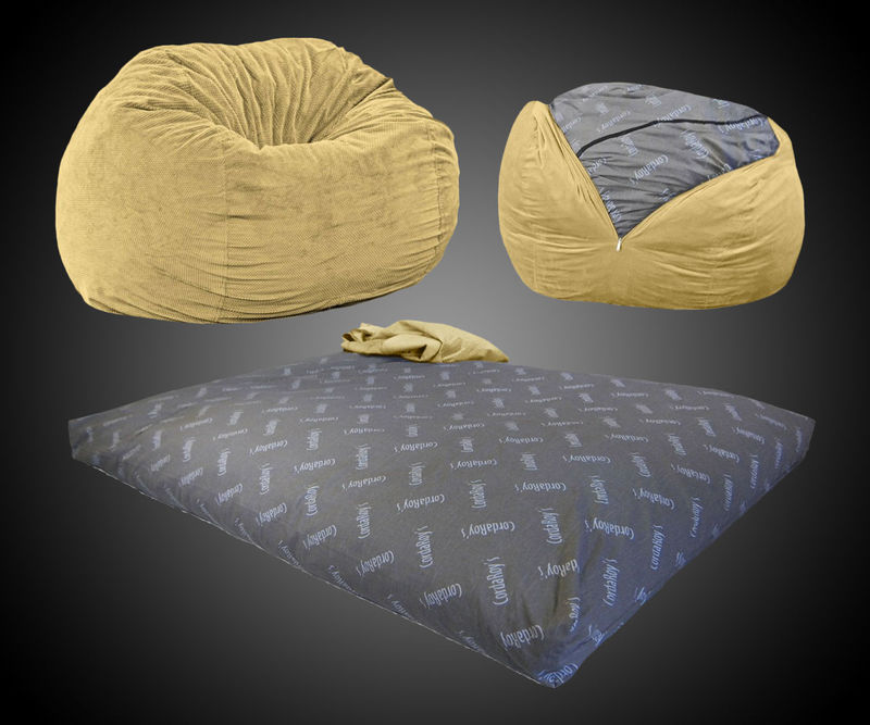 Shapeshifting Chair Beds
