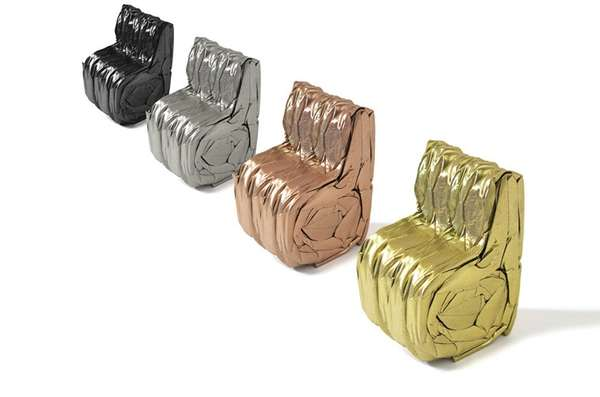 Metallic Seating Sheaths