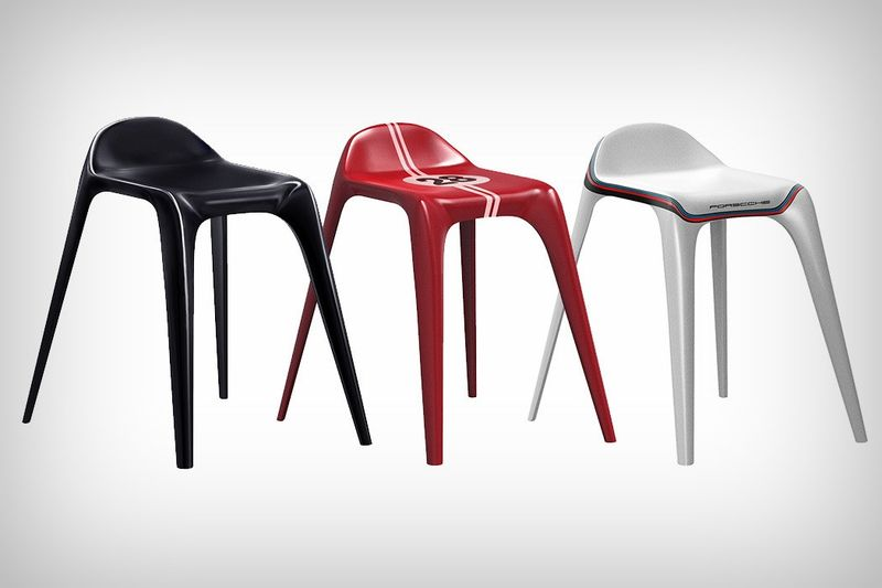 Vehicle-Inspired Seats