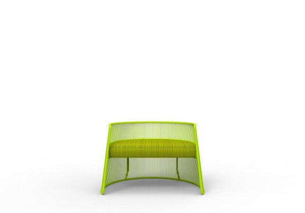 Corn Husk-Inspired Chairs
