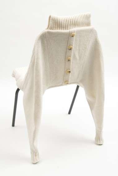 Sweater-Wearing Seating