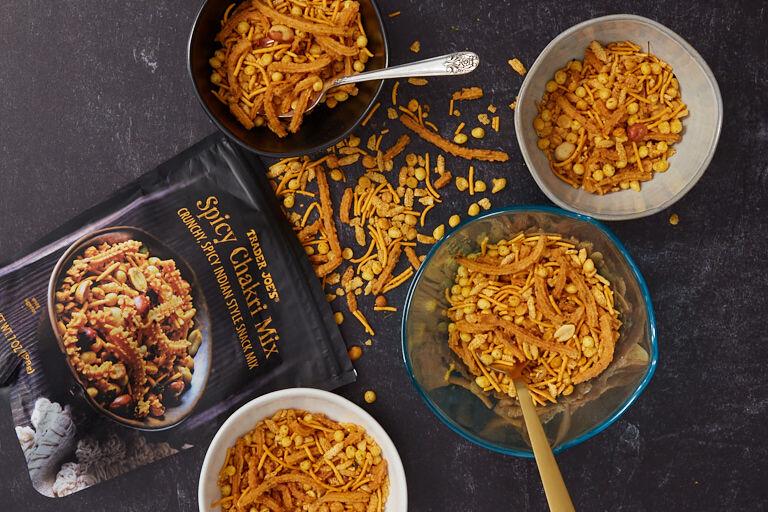 Remixed Indian Snacks