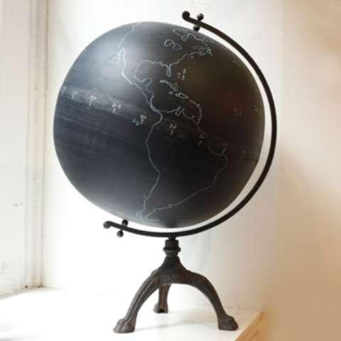 Erasable Globes