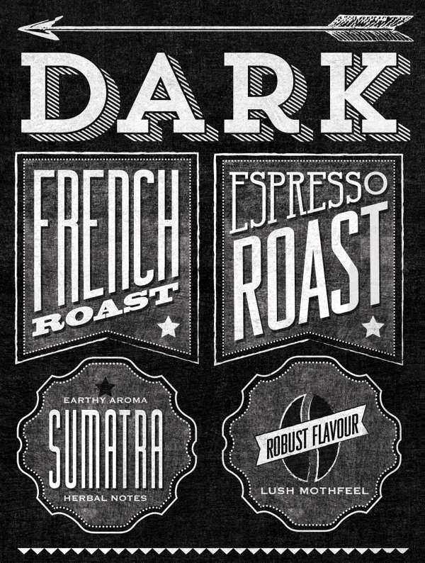 Caffeinated Chalk Compositions