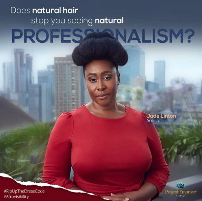 Afro Hair-Centric Billboard Campaigns