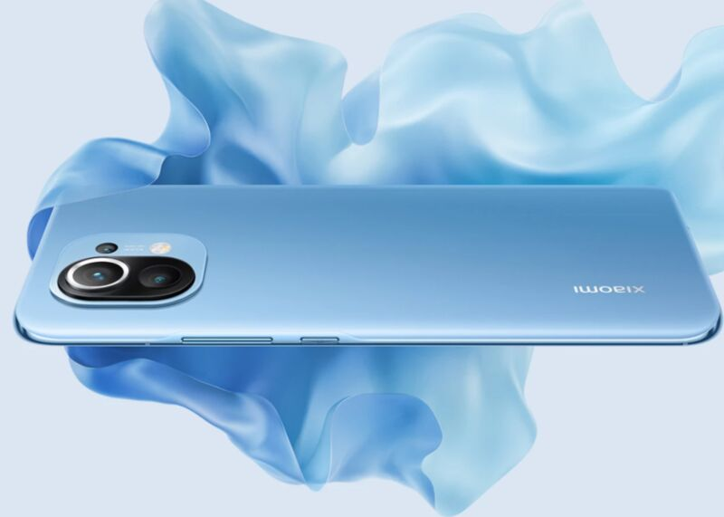 Chamber-Cooled Chinese Smartphones