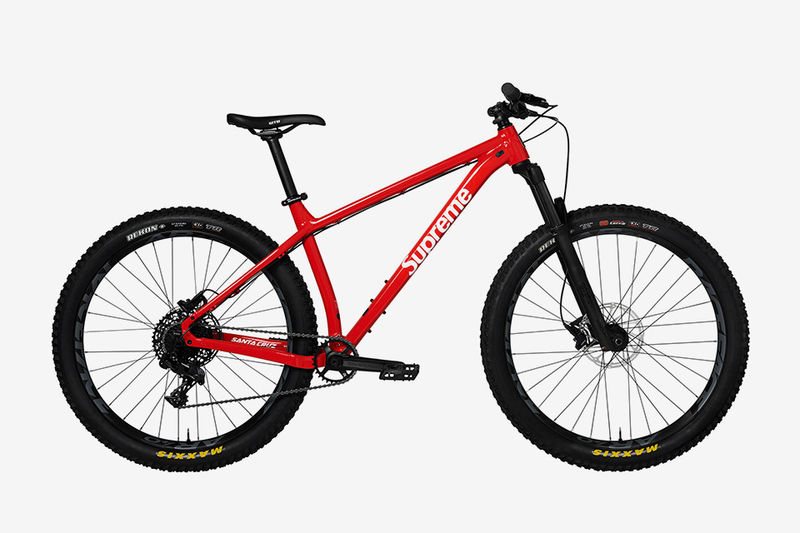 Brand-Centric Durable Mountain Bikes