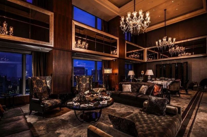 Branded Champagne Suites