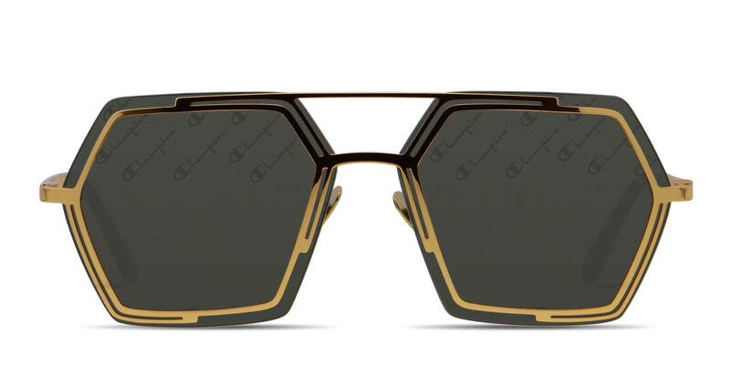 Nostalgic Activewear-Inspired Glasses
