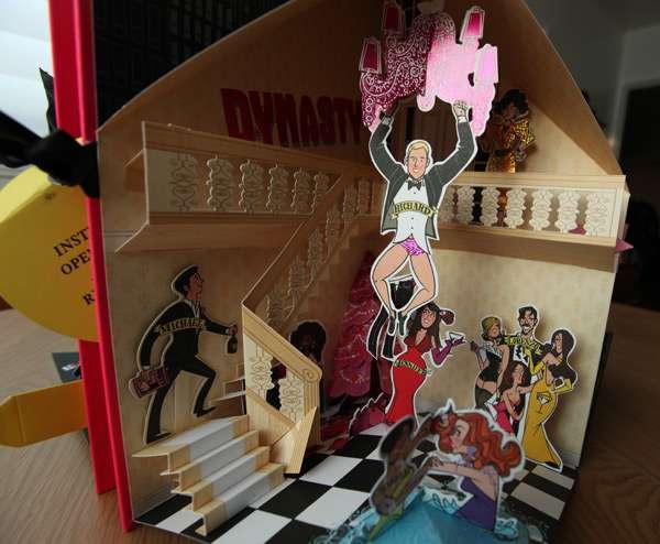 3D Debauchery Books