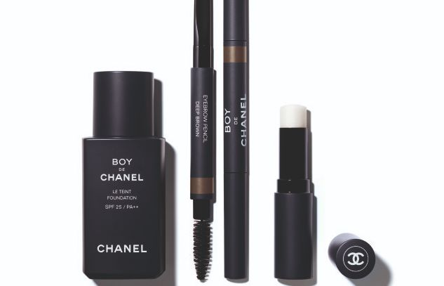 Male-Targeted Makeup Collections