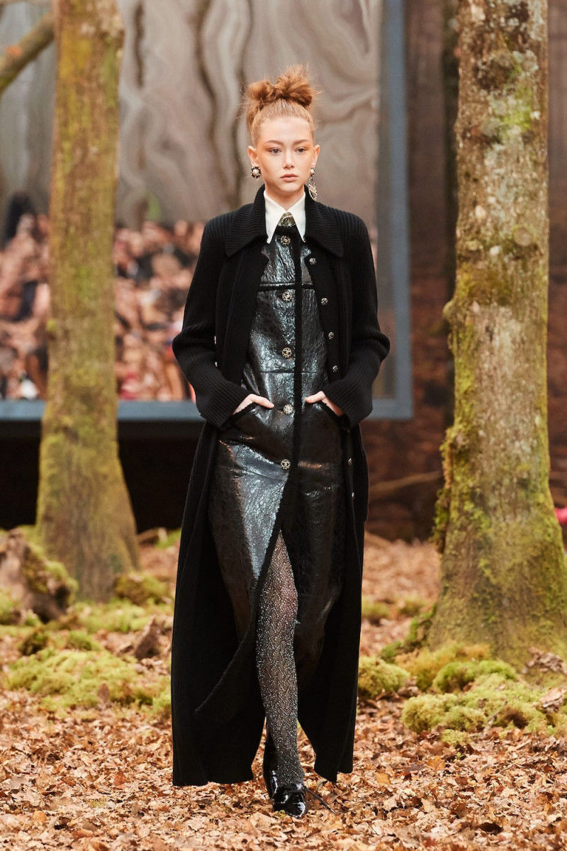 Forest-Themed Fashion Runways