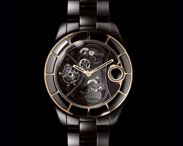 Transparent Luxury Timpieces
