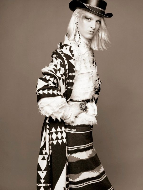 Rhinestone Cowgirl Fashion