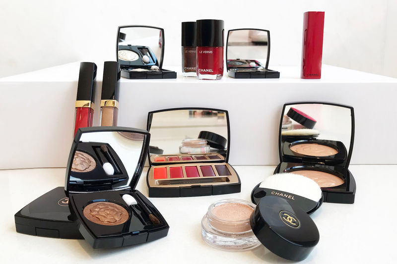 Luxe Cosmetic Holiday Collections