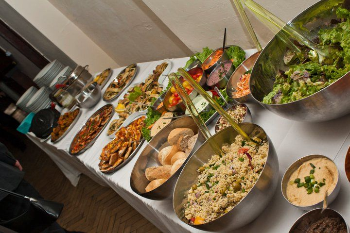 Vegan-Friendly Catering Companies