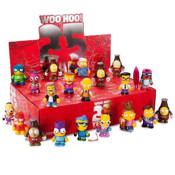 Miniature Cartoon Character Figurines