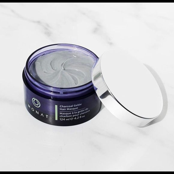Activated Charcoal Hair Masks