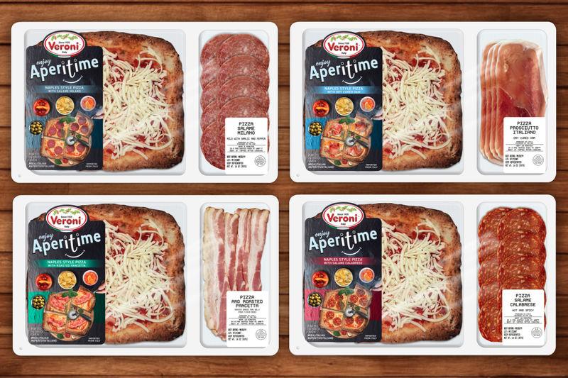 Charcuterie Pizza Kits