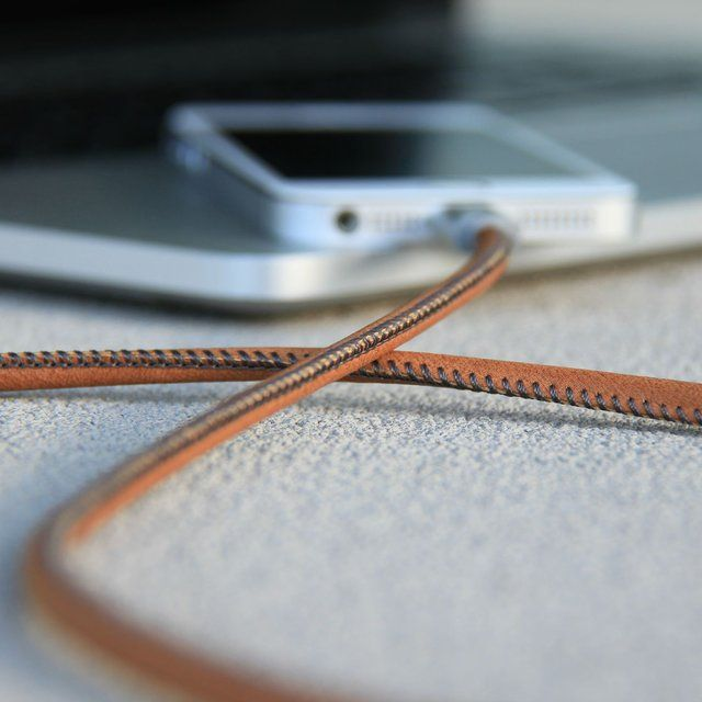 Leather Charging Cables