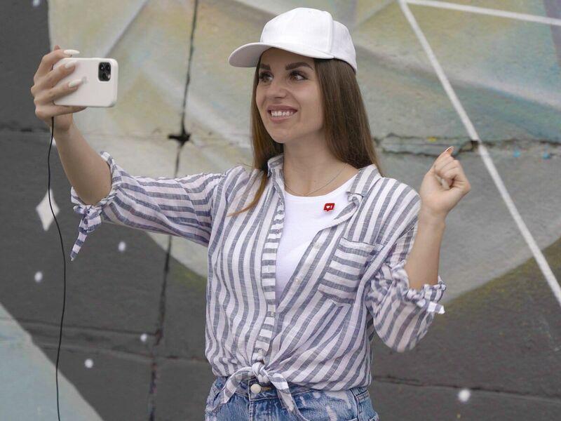 Magnetic Lapel Vlogger Microphones