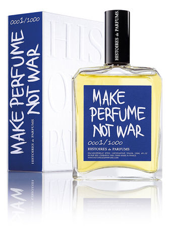 Peace-Promoting Perfumes