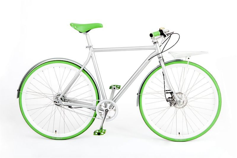 Stylish Charitable Bikes
