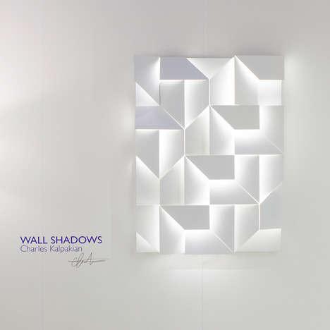 Angular Shadowbox Illuminators