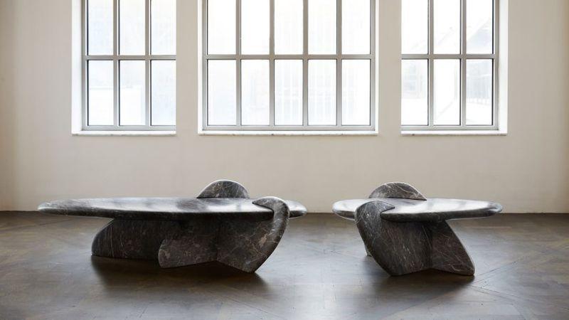 Coastal Line-Inspired Furniture