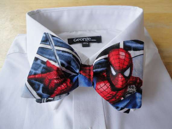 Suave Superhero Neckties