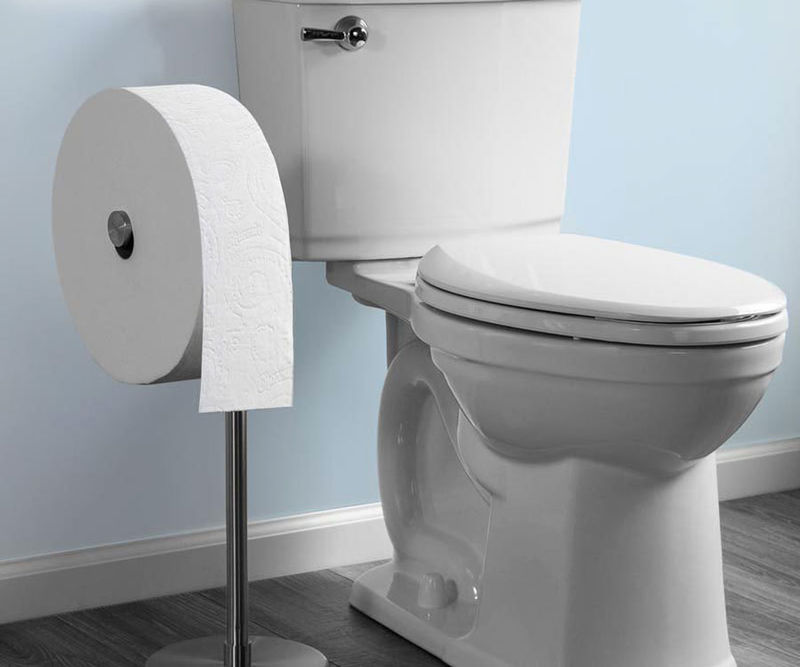 Monthly Supply Bathroom Rolls