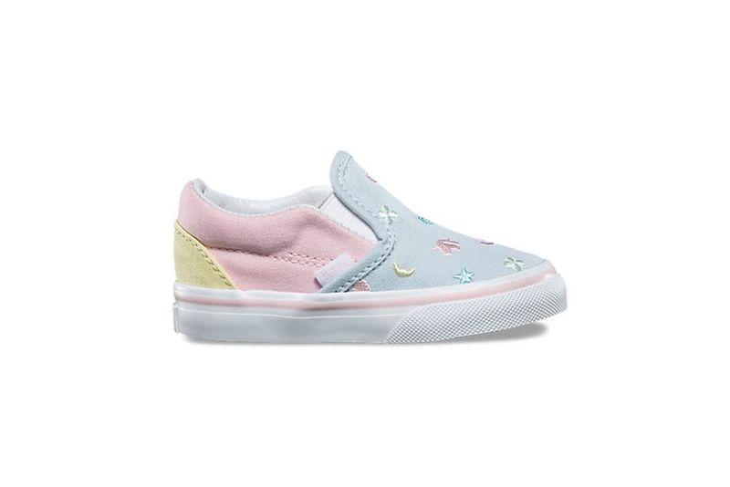 Charming Pastel Toddler Shoes