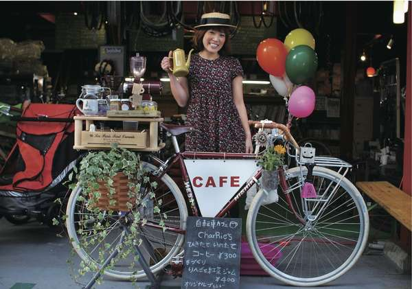 Cycling Coffee Shops