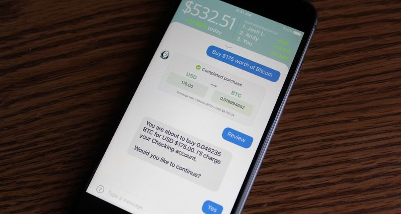 Cryptocurrency-Trading Chatbots