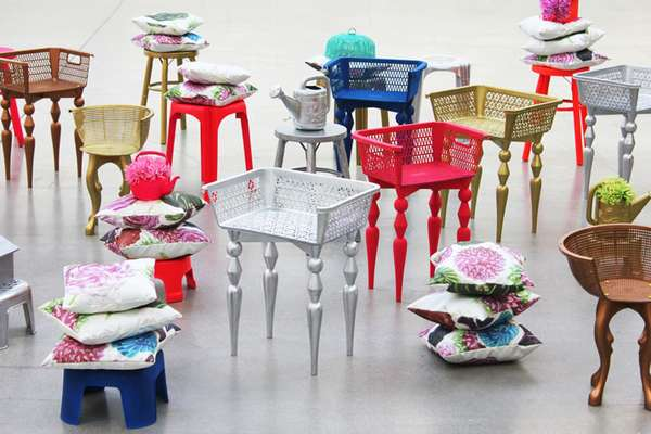 Fused Socioeconomic Furniture
