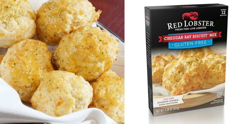 Gluten-Free Biscuit Mixes