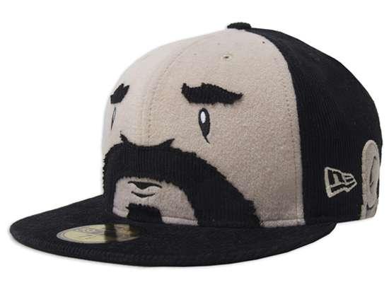 new style 4f2f5 89c56 Detachable Mustache Hats
