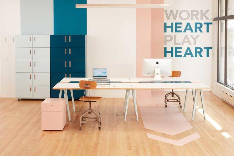 Design-Forward Office Furniture