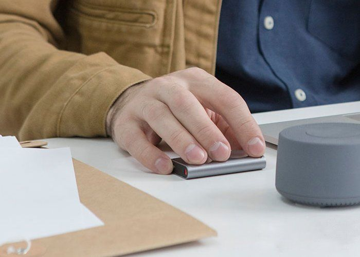 Pocket-Sized Touchpad Mouses