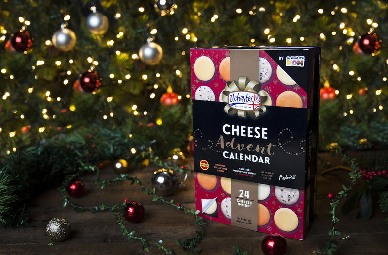 Cheese-Only Advent Calendars