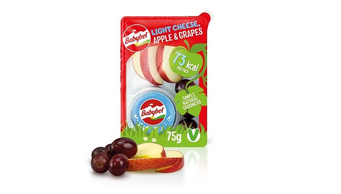 Fruit-Paired Cheese Snacks