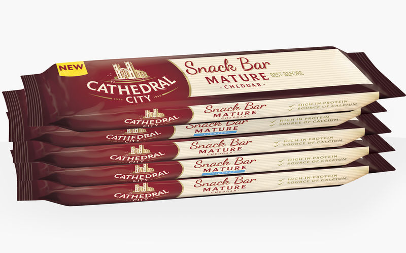 Mature Cheese Snack Bars
